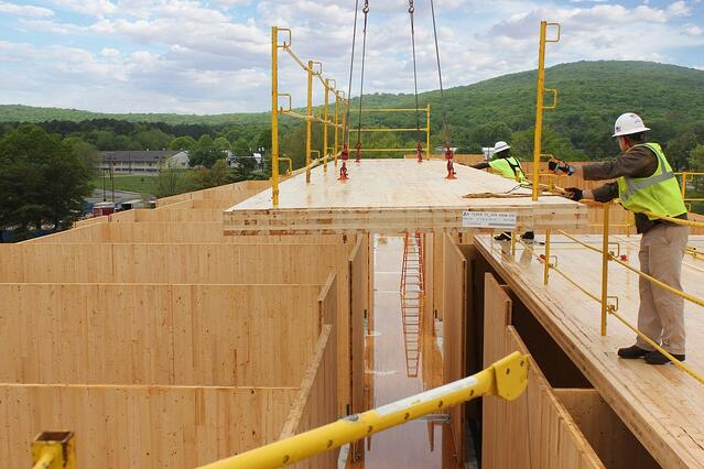 CLT and Other Mass Timber Systems Gaining Ground in US Andrew Goto