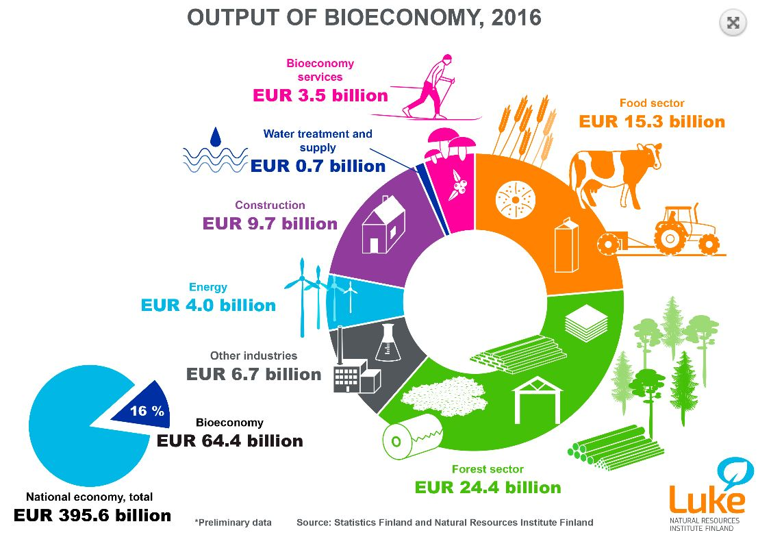 As Global Bioeconomy Continues to Grow, Finland's Forest Sector Leads the Way