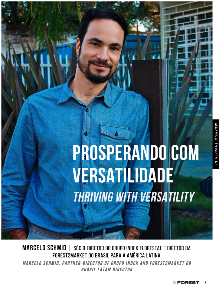 Thriving with Versatility: Forest2Market do Brasil