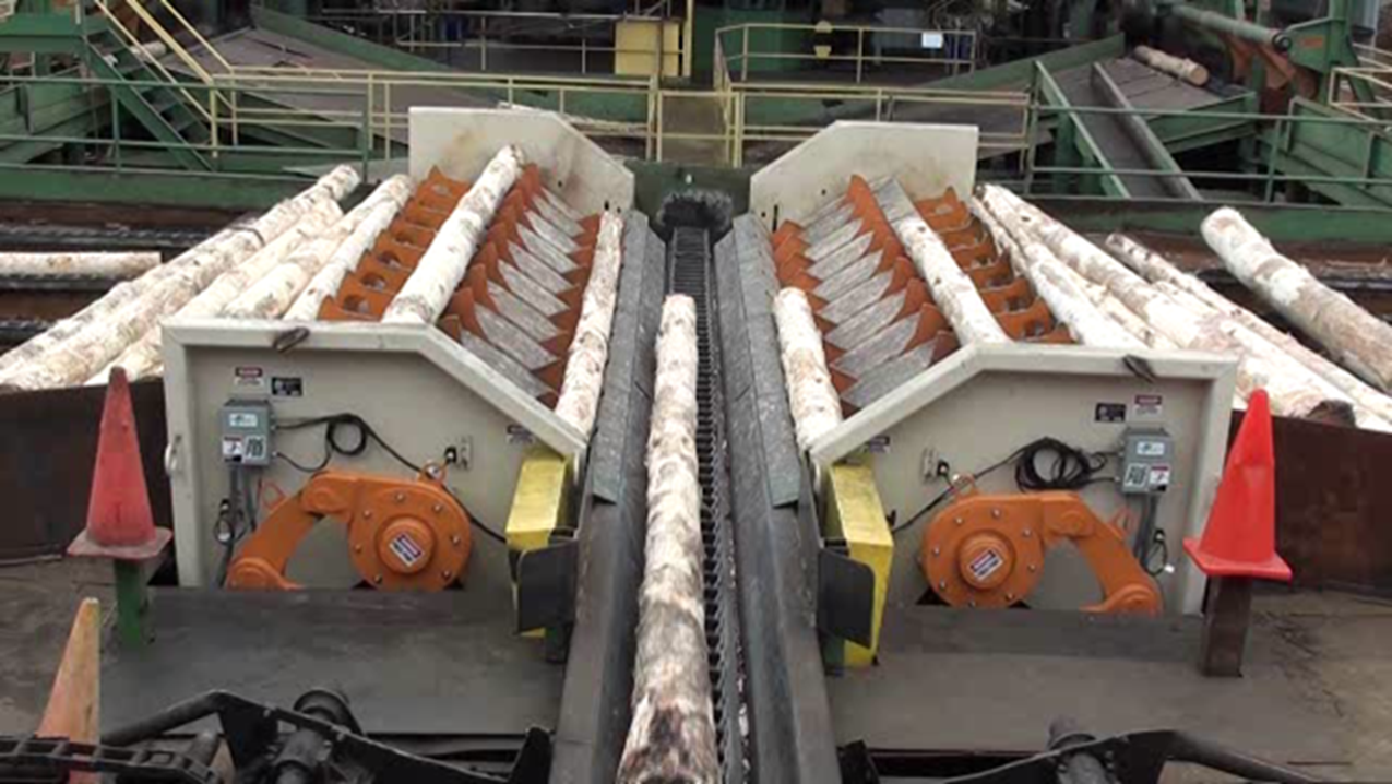 Increased Automation Will Improve Southern Sawmill Efficiency